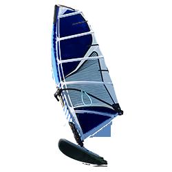 Voile de planche à voile