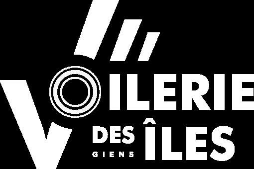 Logo Voilerie des Iles Blanc